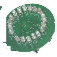 Wholesale Gold Plating LED Light PCB Board Kingbrite Samsung Lm561c Strip Led 8051 from china suppliers