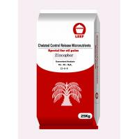 Buy cheap LEEF®Cu-Zn-B Chelated Microelements Fertilizer12-6-8 from wholesalers