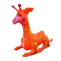 Buy cheap Lovely Giraffe Durable Inflatable Water Toys With Eco-Friendly PVC 31 Inch from wholesalers