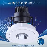 Wholesale Ultra Slim Aluminum Qualified LED Downlight from china suppliers