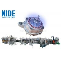 Buy cheap Efficient Washing Machine BLDC Motor Assembly Line from wholesalers