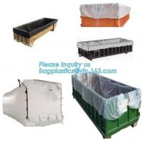 Buy cheap Dumpster 6Mill Open Top Roll Off Drawstring Container Liners,Open Top Drawstring 6 Mil Roll Off Container Liners, BAGEAS from wholesalers