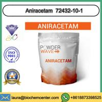 Buy cheap Raw Nootropics Material Aniracetam for Breast Enhancer 72432-10-1 from wholesalers