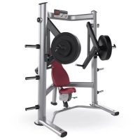 Buy cheap Decline Plated Loaded Chest Press machine Gym Equipment Commercial Gym from wholesalers