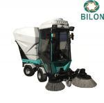 Buy cheap 21kw Electric Snow Blower Diesel Power Vacuum Road Sweeping Vehicle from wholesalers