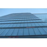 Buy cheap 10mm 12mm 15mm Hollow Low-E Glass , Mirror Curtain Wall Glass from wholesalers