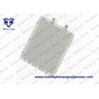 Buy cheap Cell Phone Repeater Signal Booster Tri  - Band GSM900 DCS1800 WCDMA2100 from wholesalers