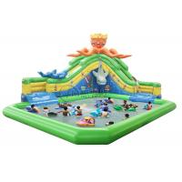 Buy cheap Inflatable Swimming Slide giant inflatable water slide for adult from wholesalers