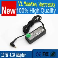 Buy cheap geniune laptop adapter charger wholesaler SONY VGP-AC10V8 10.5V 4.3A power supply from wholesalers