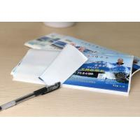 Buy cheap Self Adhesive Glossy Sticker Labels , Custom Blue Seal Glossy Photo Sticker from wholesalers