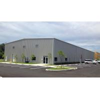 Buy cheap Prefab Steel Structure Warehouse Metal Building Cost Light Steel Framing Structure from wholesalers