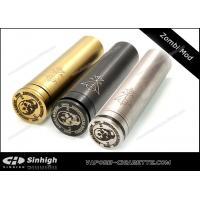 Buy cheap 510 Atomizer Stainless Steel Clone Mod , Zombi Mod For Huge Market from wholesalers