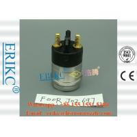 Wholesale ERIKC Fuel Solenoid Valve F00RJ02697 Diesel Solenoid Valve Assembly F 00R J02 697 from china suppliers