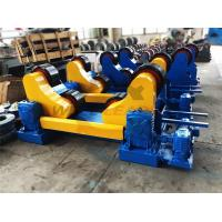 Wholesale Standard 20 Ton Industrial Pipe Welding Rotator PU Rollers For 20m Pipes Welding from china suppliers
