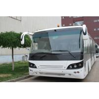 Buy cheap Small Turning Radius Tarmac Coach Aero Bus With Diesel Engine from wholesalers