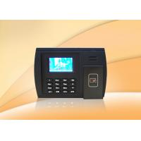 Buy cheap Proximity Card Time Rfid Attendance System Linux System Optional Wifi / Gprs product