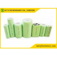 Buy cheap NIMH Rechargeable 9 Volt Nickel Metal Hydride Battery OEM / ODM Welcome from wholesalers