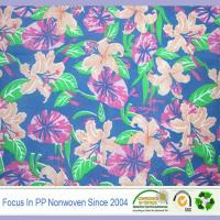 Wholesale raw material to manufacture fabric printing non-woven from china suppliers