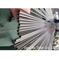 "Wholesale 1/4"" X BWG20 Precision Cold Drawn Seamless Stainless Steel Tubing Plain End from china suppliers"