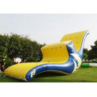 Buy cheap PVC Inflatable Water Games 12 X 4 X 3 M Floating Totter Toys Digital Printing from wholesalers