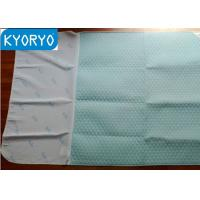 Buy cheap Absorbent Reusable Incontinent Pad with Tuck - ins / Waterproof Mattress Pad from wholesalers