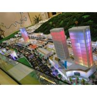 China Mini Scale Plastic Model For Architectural Model ,building Scale Model Making on sale