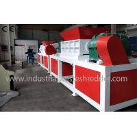 Buy cheap Dustbins Municipal Waste Shredder , Industrial Shredding In Solid Waste Management from wholesalers