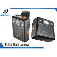 Buy cheap Mini Multifunction 4G Security Police Body Camera For Ambarella H22 from wholesalers