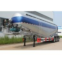 Buy cheap Low price 50cbm cement tanker trailer for cement company from wholesalers
