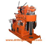 Hydraulic Drilling Rig For Grout / Blast / Water Well Water Conservancy GD-180 Manufactures
