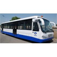 Buy cheap Airport Diesel Engine Low Floor Buses With PPG Polyurethane Finishing from wholesalers