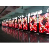 Buy cheap P3.3 Lamp Post Led Display Outdoor Advertising SMD Pixel Configuration from wholesalers