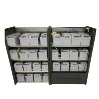 Wholesale Battery Cabinet For Ups Battery 32pcs 12V 100AH Inverter Battery Cabinet from china suppliers