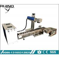 Buy cheap Fully Automatic Fiber Laser Marking Machine 20W Desktop Type For Pen from wholesalers