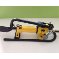 Buy cheap foot pump carryable Basic Construction Tools HPX-700 Pedal Type Pump 70Mpa from wholesalers