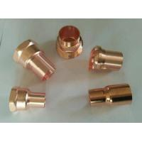 Buy cheap Copper R410a R404A Copper Pipe / Air Conditioner Hvac Copper Pipe Fittings from wholesalers