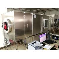Buy cheap 10 ~ 3000m³/H 0~ 200Pa Air Volume Measurement System For A.C. Electric Ventilating Fans from wholesalers