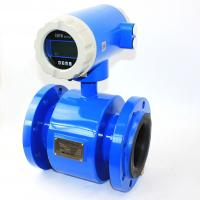 Buy cheap China Manufacturer Supply digital electromagnetic flow meter for water line with low cost from wholesalers