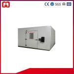 Buy cheap Power Saving Battery Tester 15cbm Constant Walk in Humidity Chamber GAG-H215 Rigid Polyurethane Foam from wholesalers