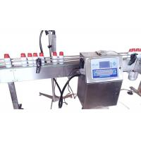 Buy cheap Time Paper Card Non Contact Inkjet Printer Quick And Convenient Programming from wholesalers