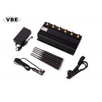 Wholesale Power Adjustable Mobile Phone Signal Blocker With 6 PCS Omni Antennas from china suppliers