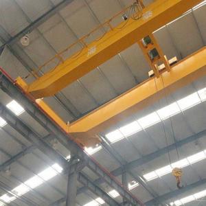 China 7.5 Ton 15 Ton Single Girder Overhead Cranes / Travelling Bridge Crane on sale