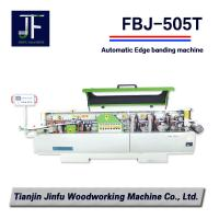 Buy cheap FBJ-505T automatic wood equipment Edge Banding machine have CE from wholesalers
