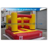 Buy cheap Small Inflatable Bouncy Castle Kids Blow Up Bounce House For Rent / Home / Backyard from wholesalers