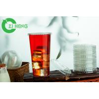 Buy cheap Personalized Clear PP Plastic Cup 700ml Tableware Drinkware For Cold Drink from wholesalers