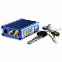 Buy cheap Mini Car GPS Tracker, Free Web Tracking Software, Keep Alive GPRS Connection from wholesalers