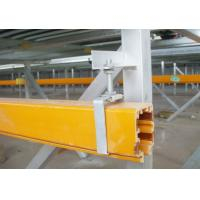 Buy cheap Overhead Crane Busbar System , Multipole Copper 3 Phase Busbar System from wholesalers