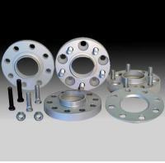 Buy cheap AL6061 Aluminum Alloy Wheel Hub Adapters, 4 Lugs & 5 Lugs Truck Wheel Hub Adapter from wholesalers