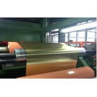Buy cheap Air Conditioner Aluminum Coil , Heavy Gauge Aluminum Foil 0.08-0.15mm Thickness from wholesalers