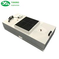 Buy cheap Stainless Steel H14 Hepa Fan Filter Unit FFU from wholesalers